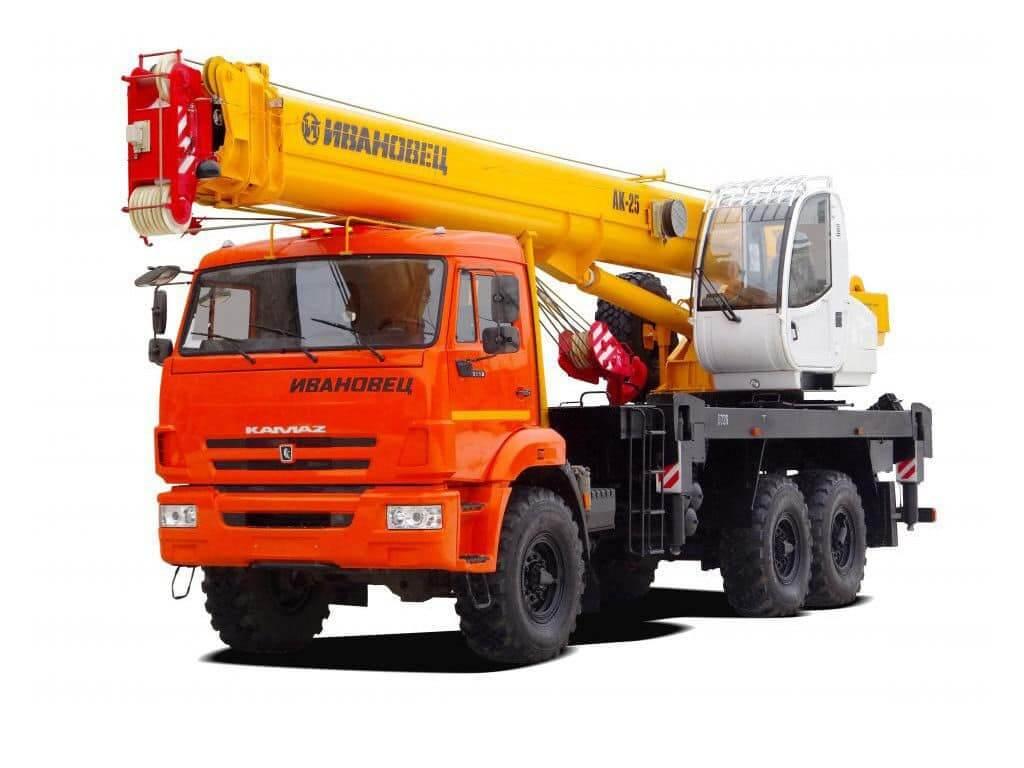 Автокран-КС-45717К-3Р